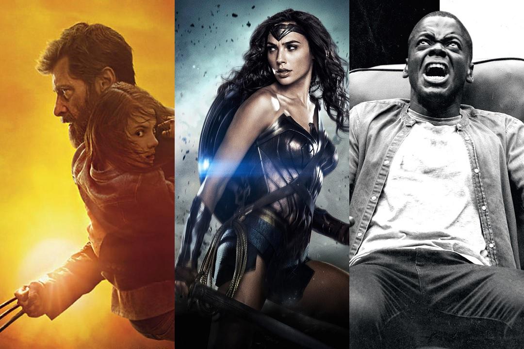 Top 5 Films of 2017 (sofar)