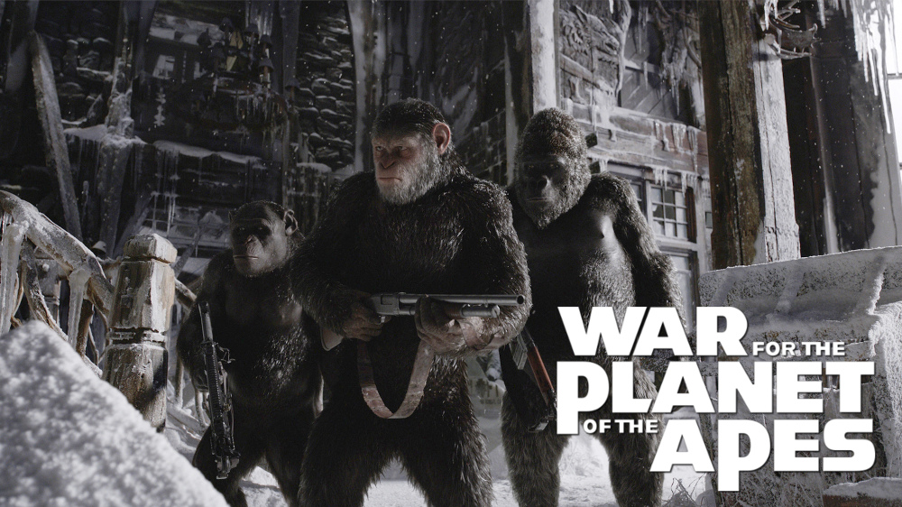 'War for the Planet of the Apes'Review