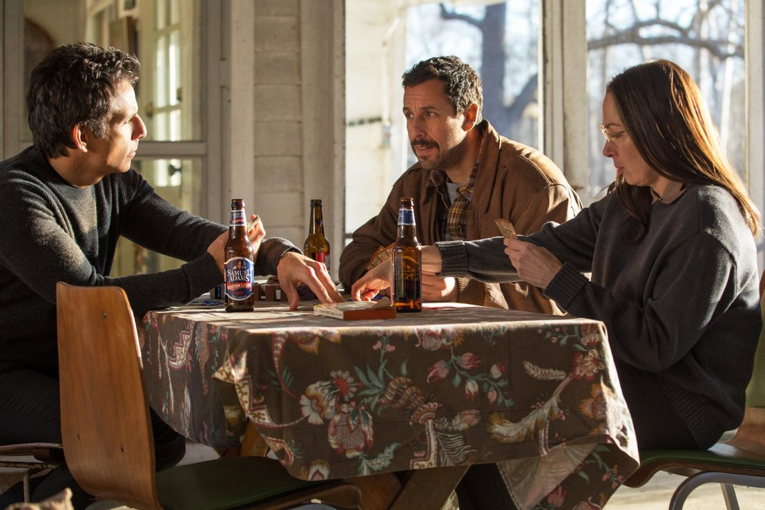 'The Meyerowitz Stories'Review