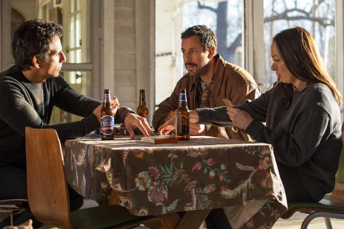 'The Meyerowitz Stories' Review