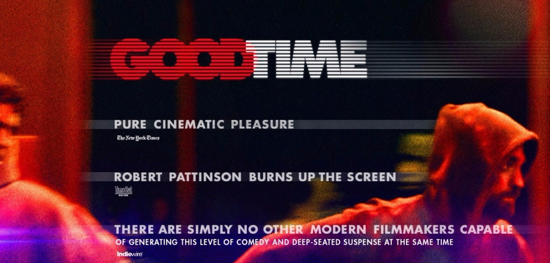'Good Time' Review
