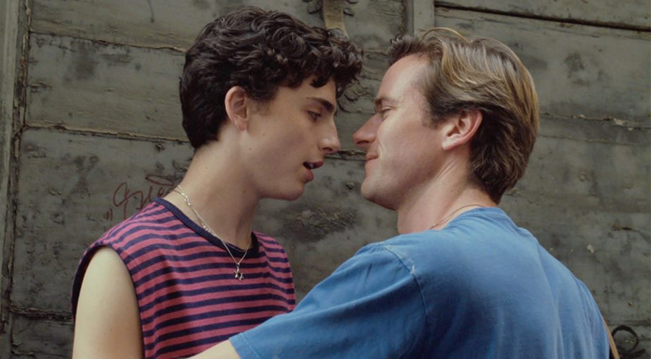 'Call Me by Your Name'Review