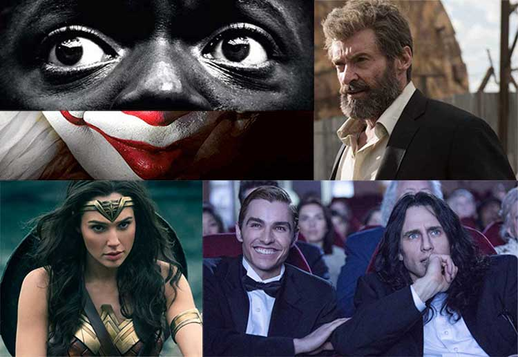 Top 15 Movies of 2017